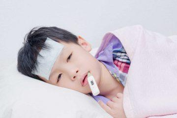 10 giải pháp tăng sức đề kháng cho trẻ sau ốm