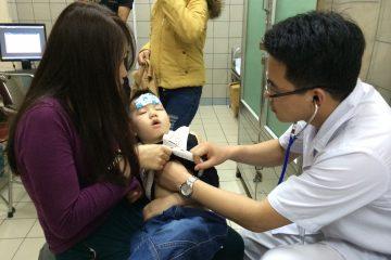 Nguyên tắc tăng cường sức đề kháng đường hô hấp trên cho trẻ