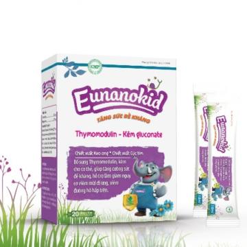 EUNanoKid – Tăng Sức Đề Kháng Của Trẻ