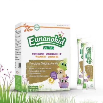 EUNanokid Fiber – Bổ sung chất xơ hòa tan